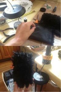 Sewing ARUs