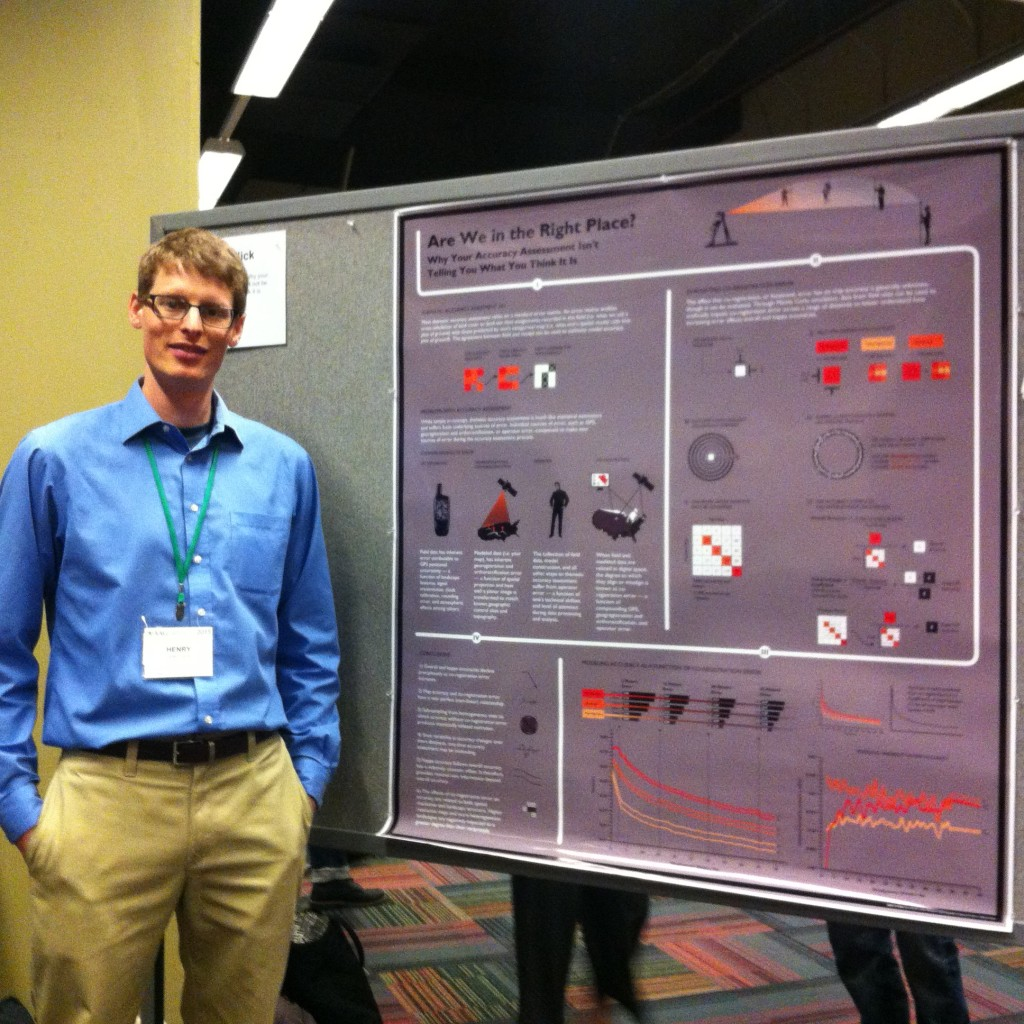 One of three posters delivered at the 2015 AAG Annual Meeting.