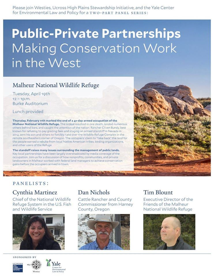 Public-Private Partnerships Event - Tues Apr 19, 12-1p